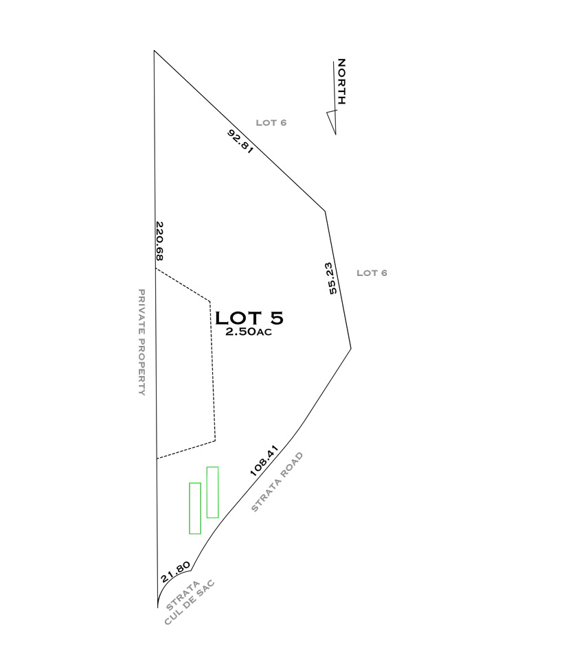 Lot 5 Diagram