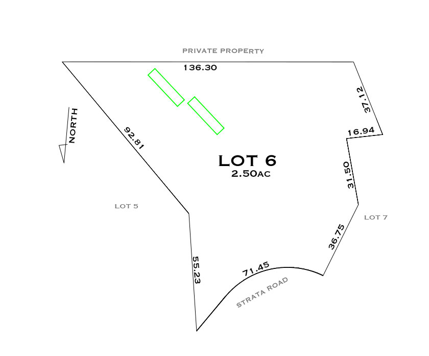 Lot 6 Diagram